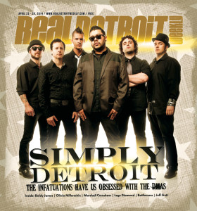The Infatuations on Real Detroit Weekly