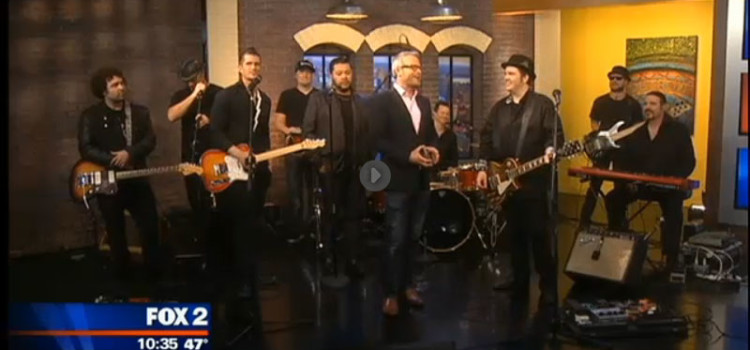 The Infatuations on Fox 2 Detroit