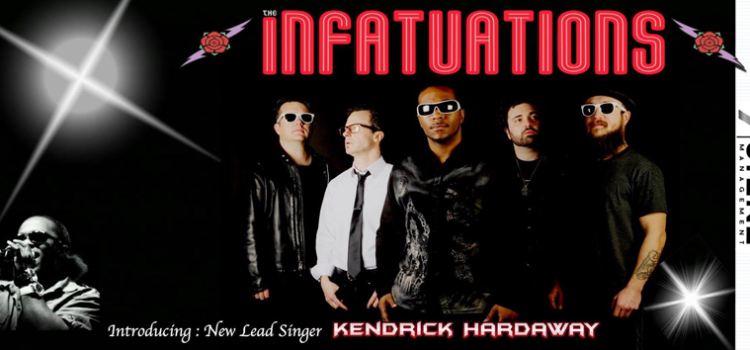 The Infatuations Introduce Kendrick Hardaway