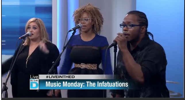 Live in the D: The Infatuations
