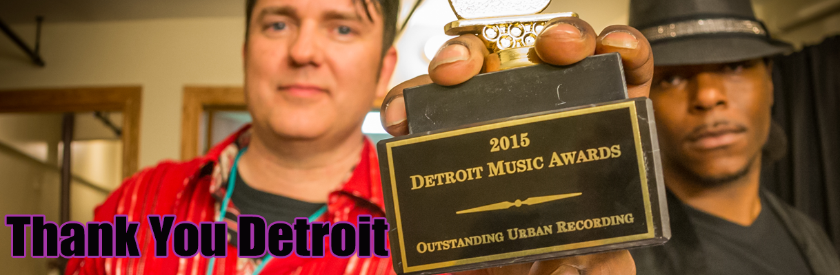 2015 Detroit Music Award Outstanding Urban Recording